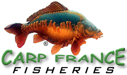 Welcome to Carp France Fisheries. Tel: +33 (0)5 45 61 31 60